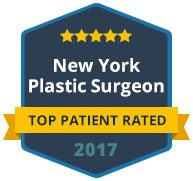 Top Patient Rated New York Plastic Surgeon 2017