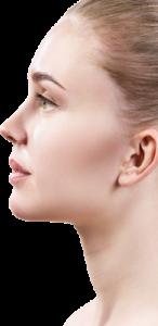 woman face profile new york, ny